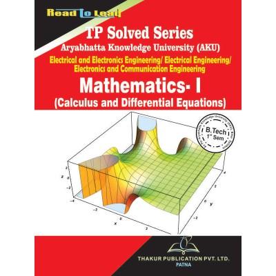 Mathematics- I (Calculus &...