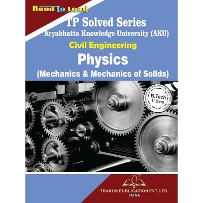 Physics (Mechanics &...