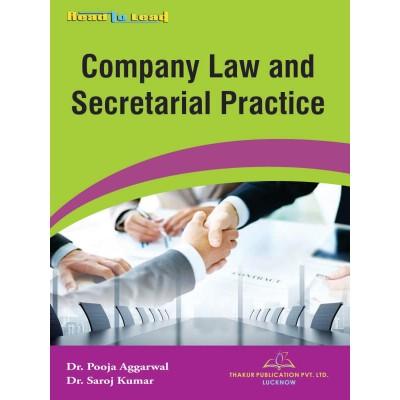 Company Law And Secretarial...