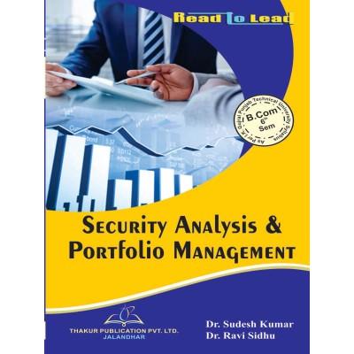 Security Analysis &...