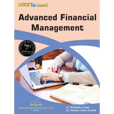 Advanced Financial Management