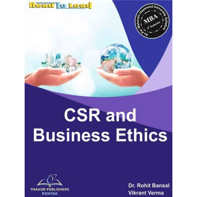 CSR And Business Ethics