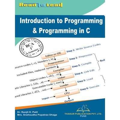 Introduction To Programming...