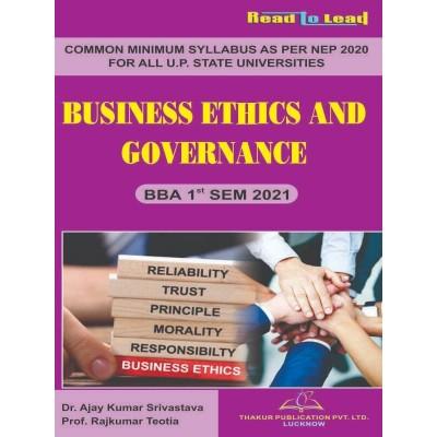 Business Ethics And Governance