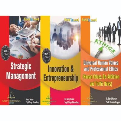 AKTU/MBA- 3 Semester (3 IN 1)