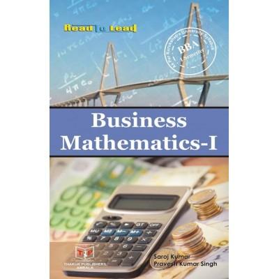 Business Mathematics-I