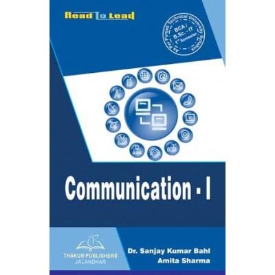 Communication-I
