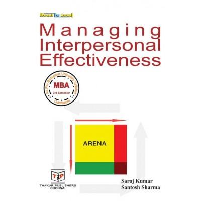Managing Interpersonal...