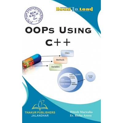 OOPS using C++