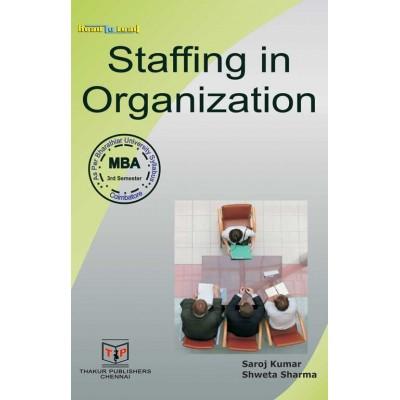 Staffing In Organizations