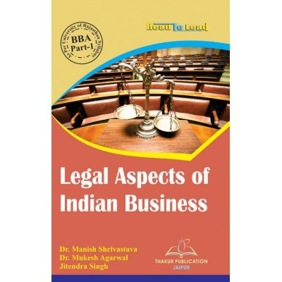 Legal Aspects of Indian...