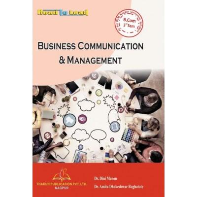 Business Communication &...