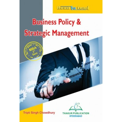 Business Policy & Strategic...