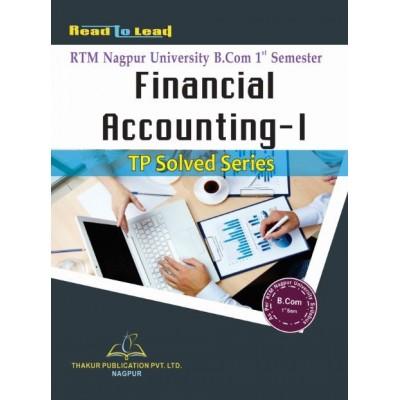 Financial Accounting-I