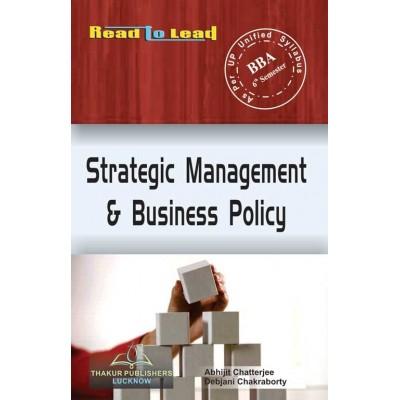 Strategic Management &...