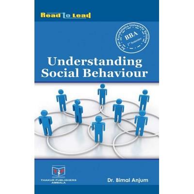 Understanding Social Behaviour