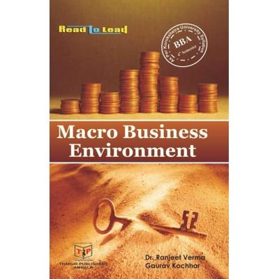 Macro Business Environment