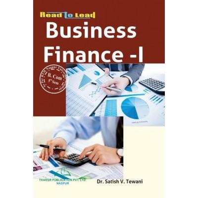 Business Finance -I
