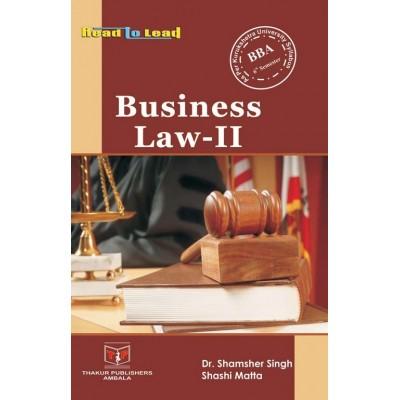 Business Laws-II