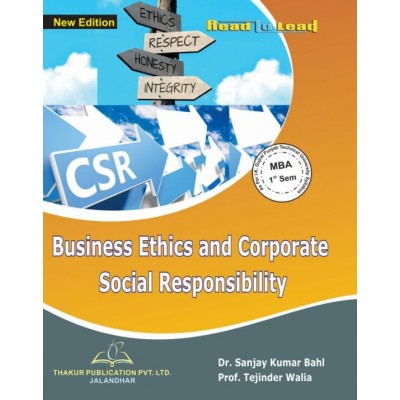 Business Ethics and CSR...