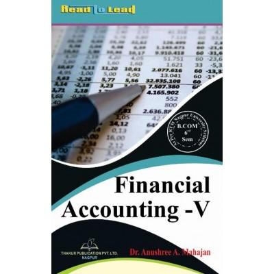 Financial Accounting -V