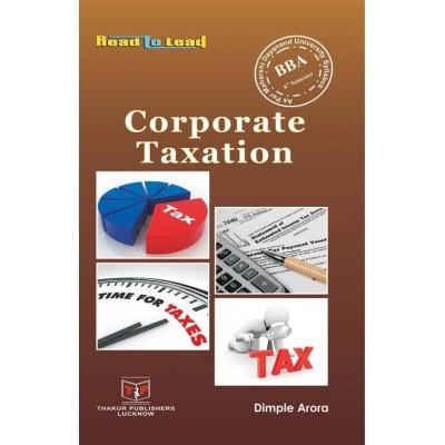 Income Tax (Corporate...