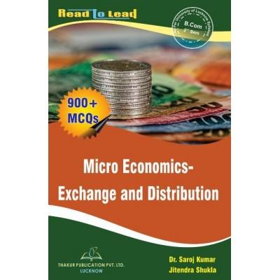 Micro Economics-Exchange &...