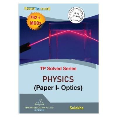 Physics- Optics (Paper-I)...