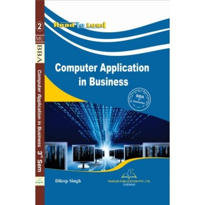 Computer Application in...
