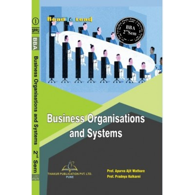 Business Organization and...