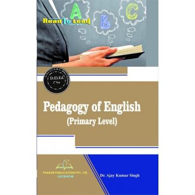 Pedagogy of English...