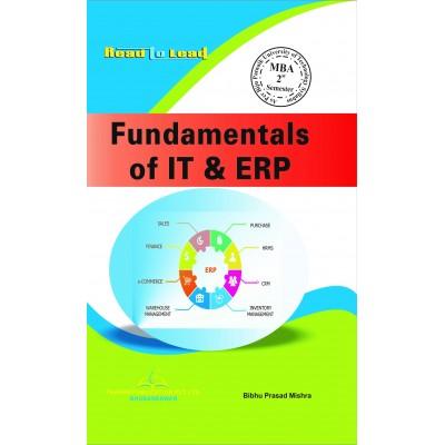Fundamentals of IT & ERP