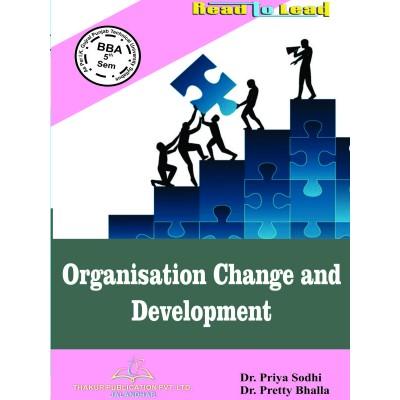 Organisation Change And...