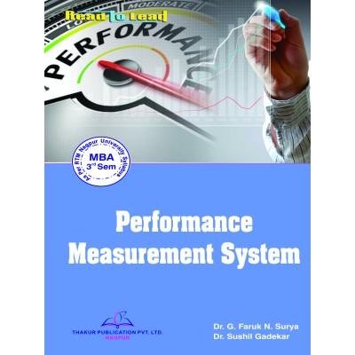 Performance Measurement System