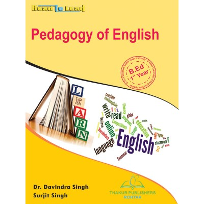 Pedagogy Of English