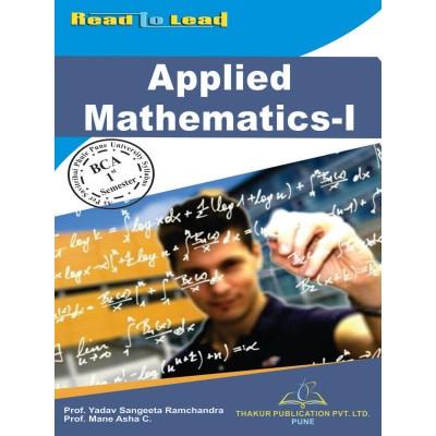 Applied Mathematics- I