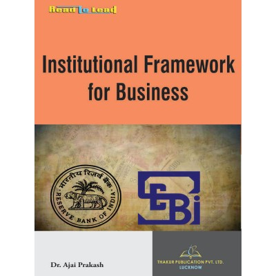Institutional Framework For...