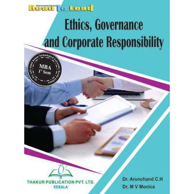 Ethics, Governance And...