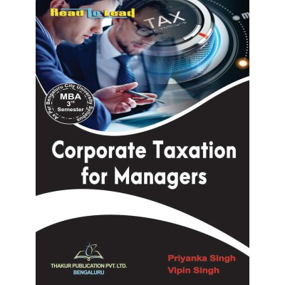 Corporate Taxation For...