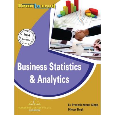 Business Statistics &...